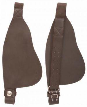 Barefoot Fender breit - Westernfender - breit