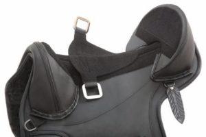 Barefoot Lexington - Softledersattel - Hochwertiger Sattel im Dressurschnitt