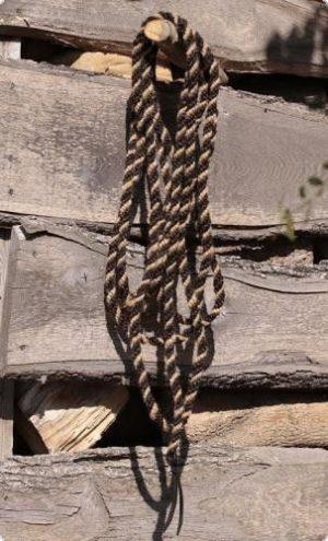 Barefoot Mecate - Nylon oder Echthaar