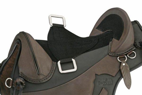 Barefoot Steigbügelaufhängung - Klettbar - für breite oder schmale Riemen