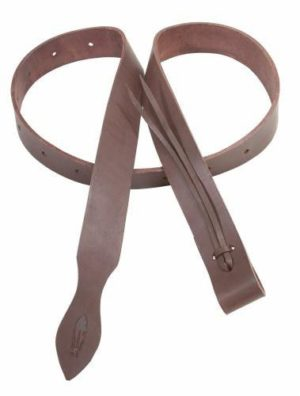 Barefoot Tie-Strap - Aus Latigo-Leder