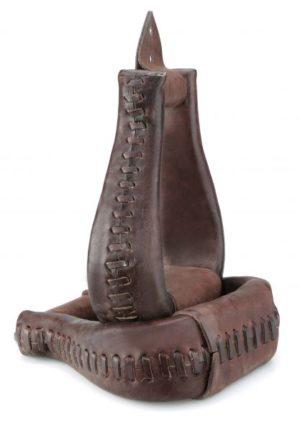 Barefoot Westernsteigbügel Visalia - Exklusive Westernbügel - geflochten