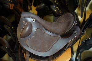 Deuber Quantum Sport - Mit Fendern und Alusteigbügeln