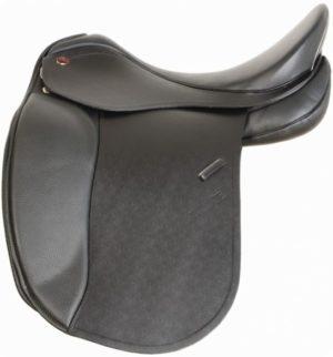 REMOS Dolce Dressur Classic - Dressursattel mit halbtiefen Sitz