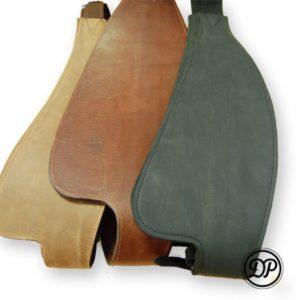 Startrekk Westernfender - Fender aus Nubukleder